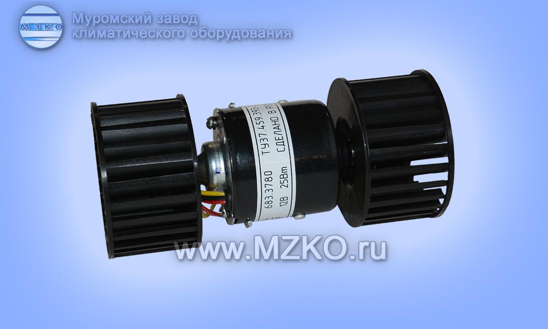 Вентиляторный блок ОС-4-12(24)